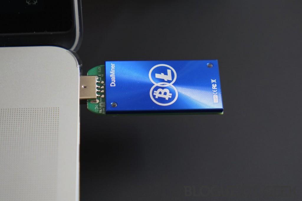 DSC02406 imp 1024x682 - Test du DualMiner USB 2, une version Scrypt uniquement