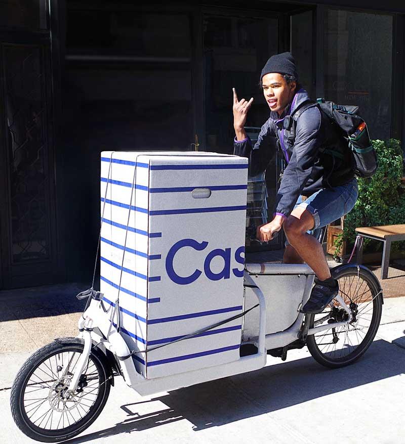 bike 07277bd1f4c6b5078e887ca7708a2382 - Casper, la start-up qui veut révolutionner le monde du matelas