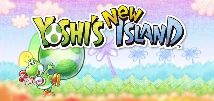 header image 1397692126 - Critique de Yoshi's New Island [3DS]