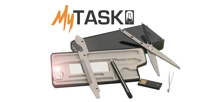mytask - MyTask, l'étui pour iPhone de MacGyver!