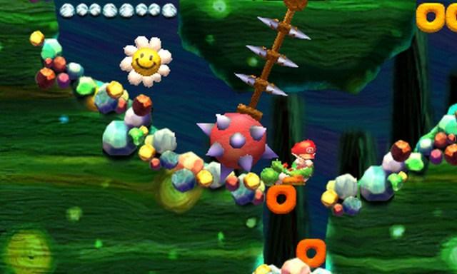 yoshis3 e1396127316916 - Critique de Yoshi's New Island [3DS]