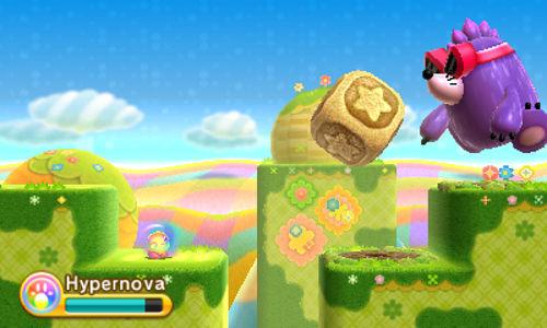 376945 - Critique de Kirby Triple Deluxe [3DS]