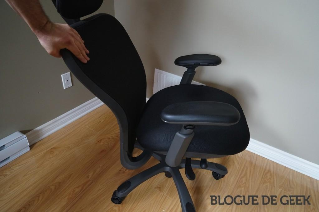 DSC02615 imp imp 1024x683 - Chaise ergonomique CXO 6200D de Nightingale [Test]