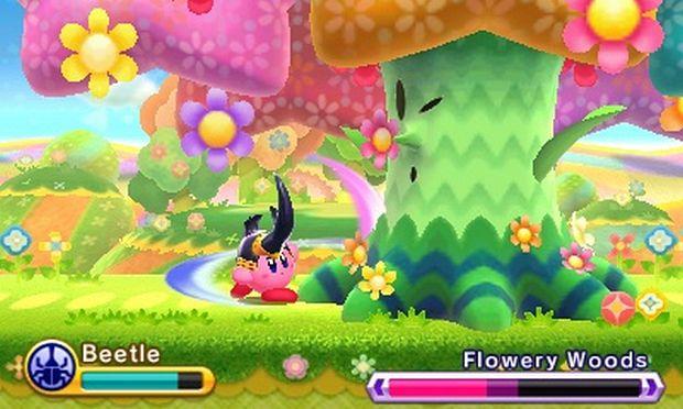 Kirby Triple Deluxe 02 15 2014 10 - Critique de Kirby Triple Deluxe [3DS]