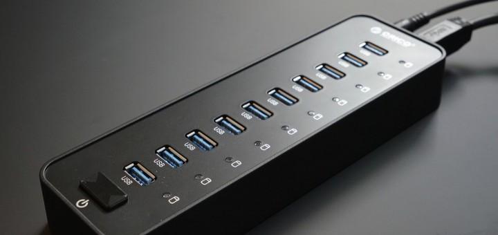 header image 1399305723 - Test du hub USB 3.0 P10-U3 d'Orico