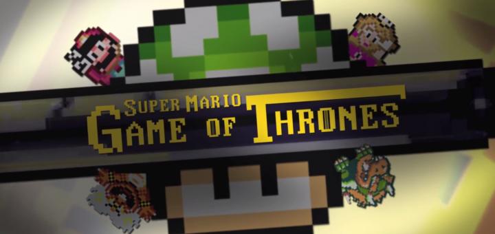 header image 1400074590 - Générique de Game of Thrones dans l'univers de Super Mario World