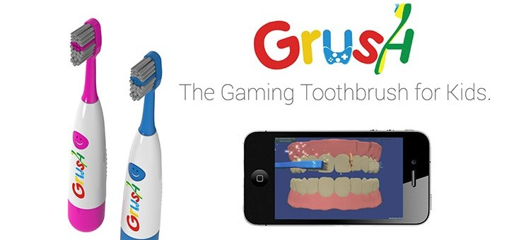 header image 1400078101 - Grush, la ludification du brossage de dents