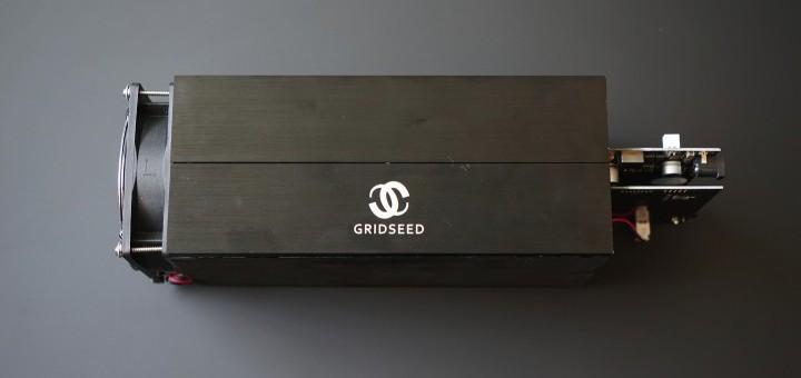 Mineur G-Blade de Gridseed (5.2-6 Mh/s) [Test]