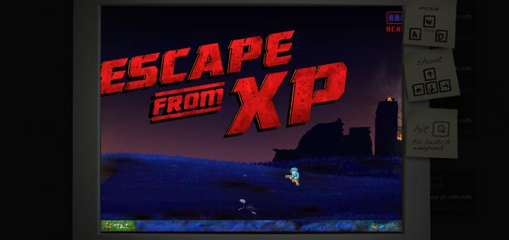 Escape from XP, pouvez-vous survivre à XP?