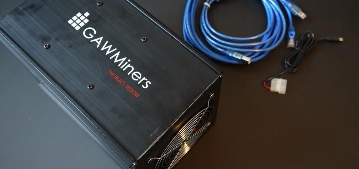 header image 1402450276 - Test du mineur Black Widow de GAWMiners