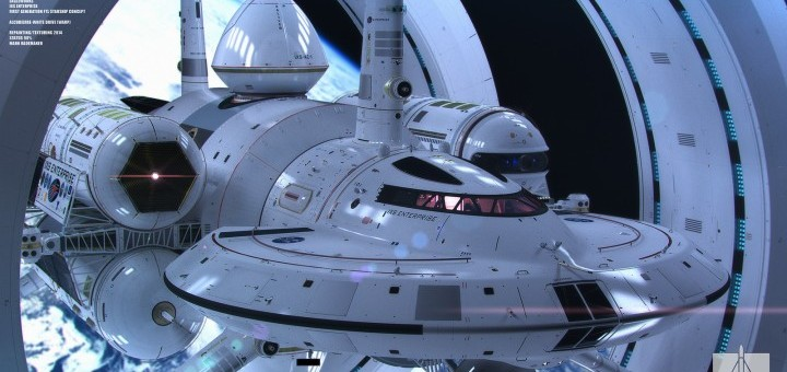 header image 1403197541 - Après le moteur à distortion, la NASA planche sur le design!