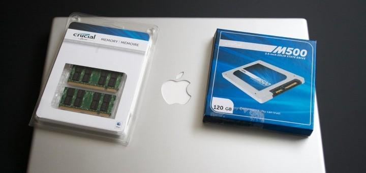 Comment booster son MacBook Pro 15″ (2007) ? [Tutoriel]