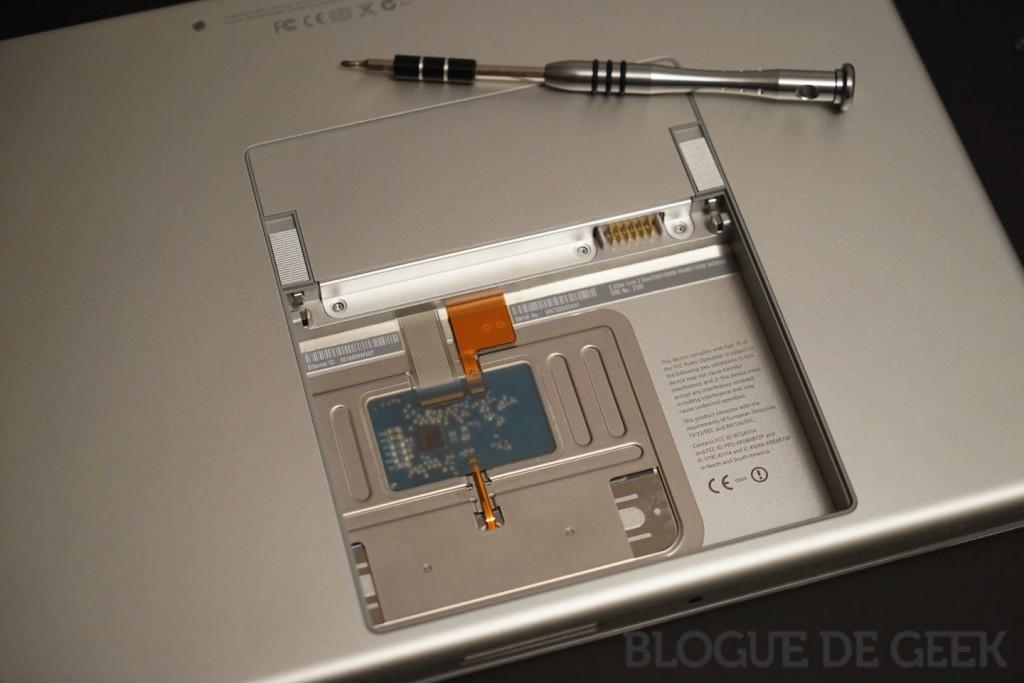 """macbook pro crucial mise a jour 02386 imp 1024x683 - Comment booster son MacBook Pro 15"""" (2007) ? [Tutoriel]"""