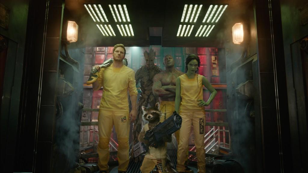 Guardians of the Galaxy 1024x576 - Gardiens de la galaxie [Critique]
