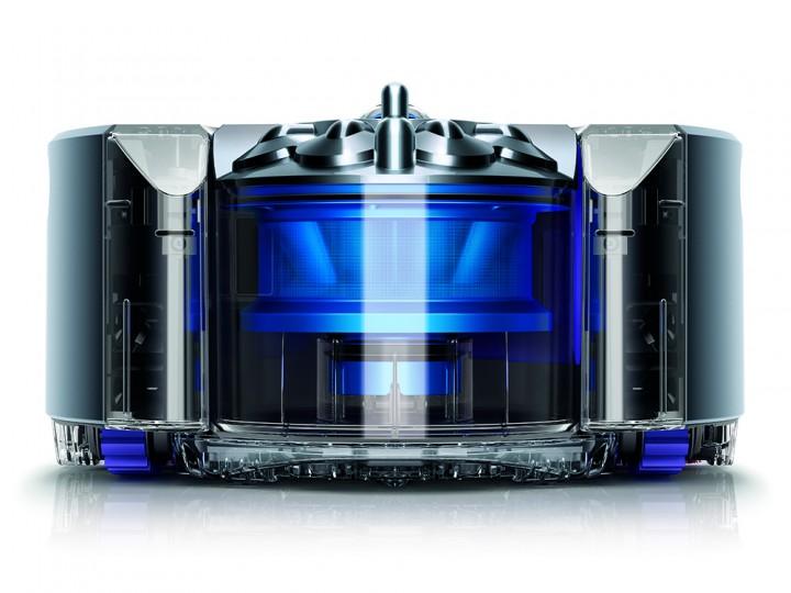 dyson 360 eye le robot aspirateur sur st roides. Black Bedroom Furniture Sets. Home Design Ideas