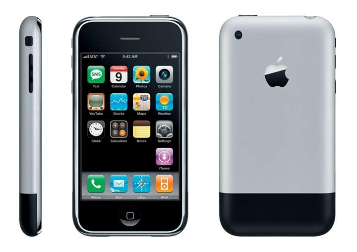 iphone 2g - Pourquoi l'Apple Watch est nécessaire