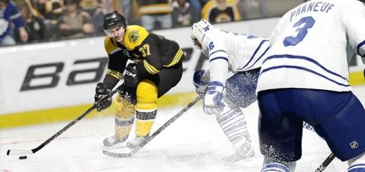 nhl 15 thumb 520x245 - NHL 15, critique vidéo (PS4)