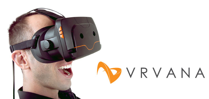 vrvana - Vrvana Totem, la réalité virtuelle faite à Montréal!