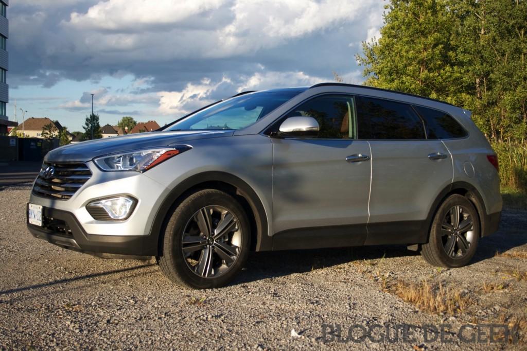 hyundai santa fe xl i04 1024x682 - Hyundai Santa Fe XL 2014 [Essai routier]