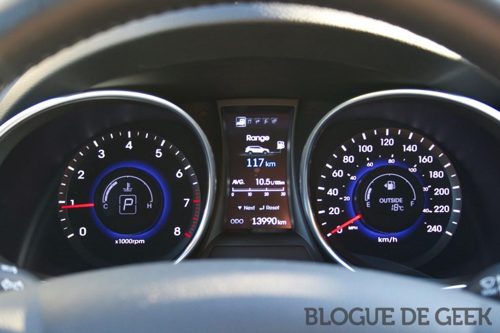 hyundai santa fe xl i15 1024x682 - Hyundai Santa Fe XL 2014 [Essai routier]