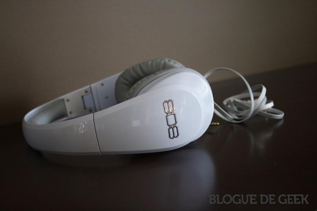Casque d'écoute Studio Style 808