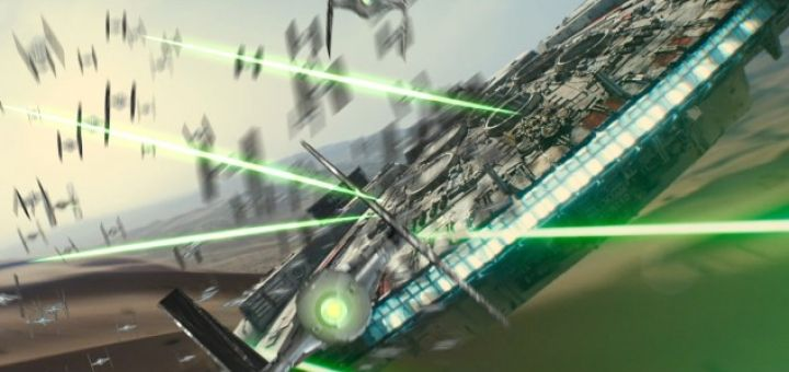lucas star wars episode vii - Star Wars VII, si George Lucas avait réalisé la bande-annonce