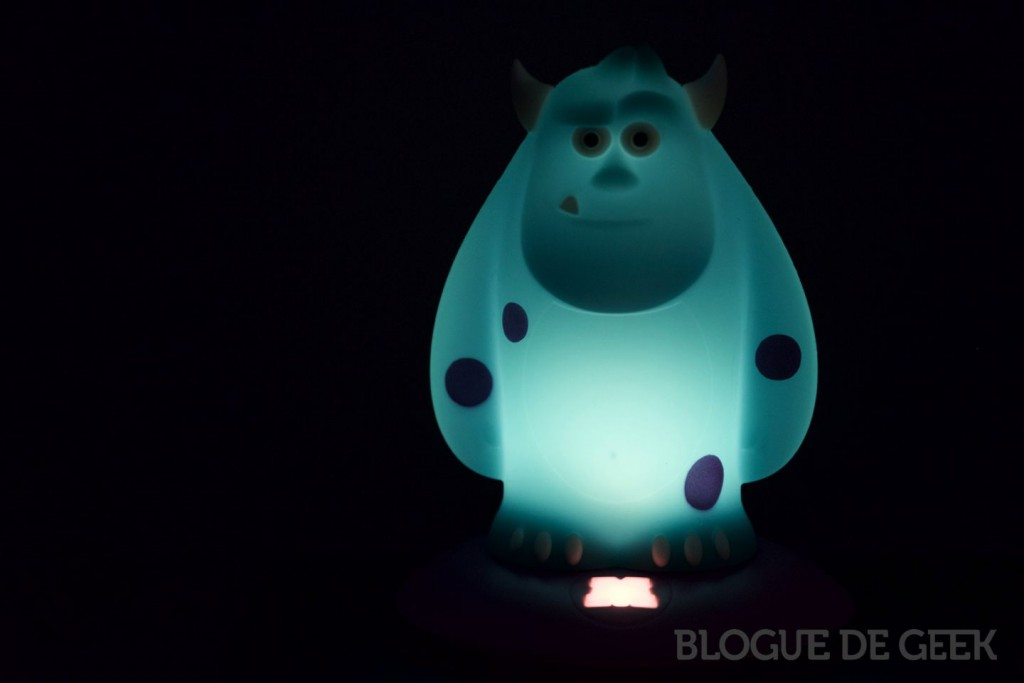 Veilleuse Philips SoftPal Sully