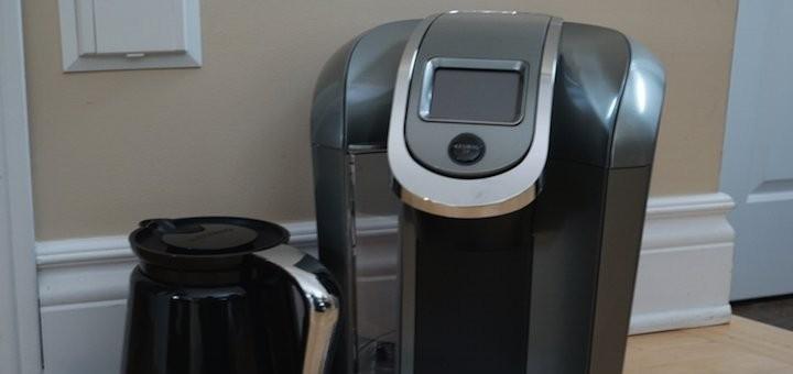 Keurig K500, test de la cafetière à capsules 2.0