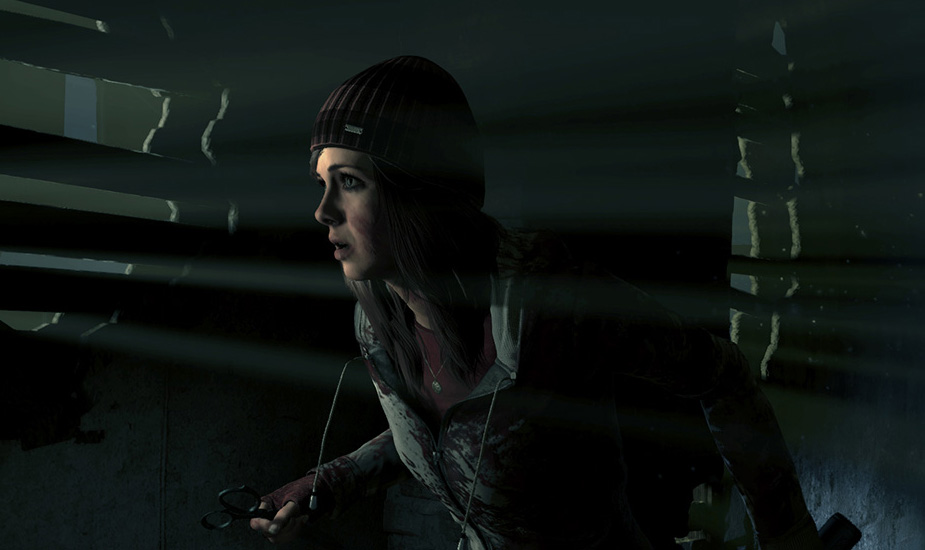 UntilDawnSlider3 - Until Dawn, critique vidéo