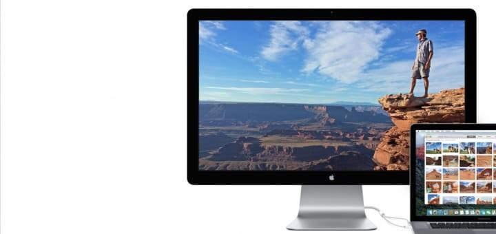 Écran Thunderbolt 27″ d'Apple [Test]
