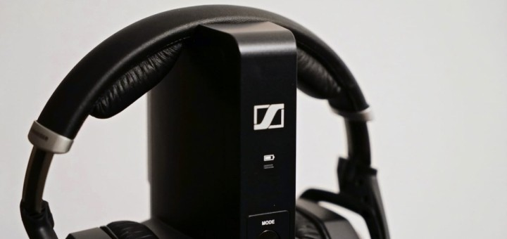 Test du casque Sennheiser RS195