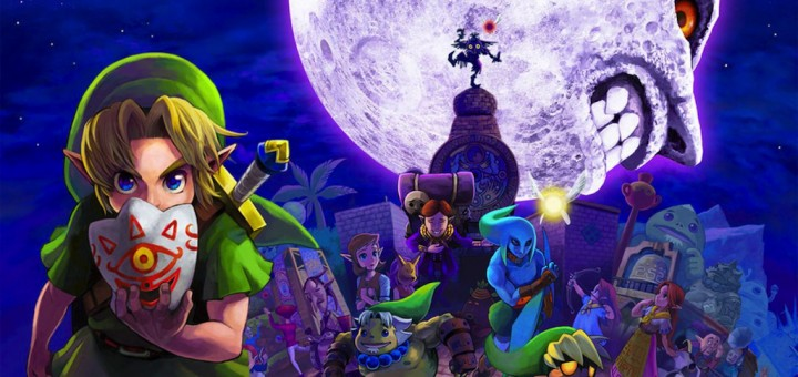 Legend of Zelda: Majora's Mask 3D (3DS)