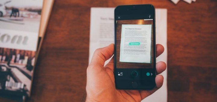 Quelques suggestions d'applis iOS pour la numérisation et l'impression