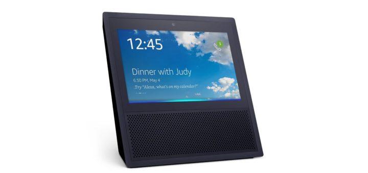 Amazon persévère avec l'Echo Show