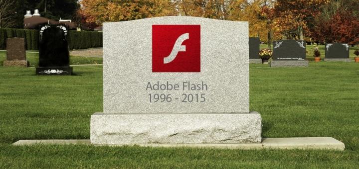 Flash est finalement mort