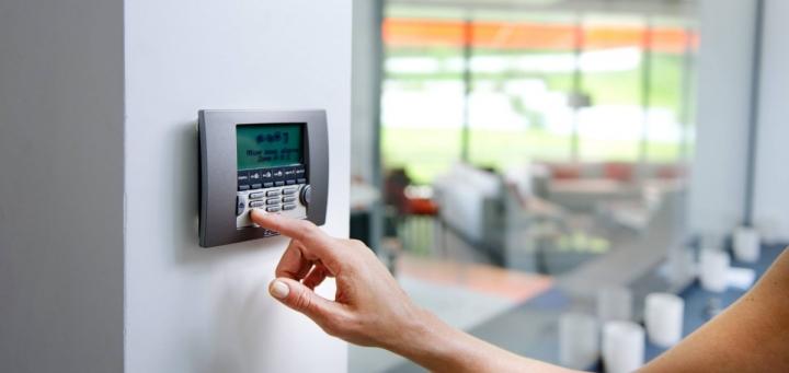 systeme alarme - Le système d'alarme, la composante originale de la domotique