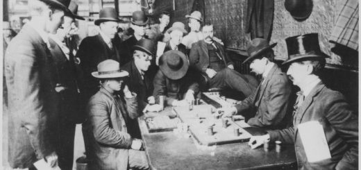 western 1 520x245 - Des saloons enfumés au confort de son canapé: l'évolution du poker