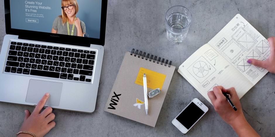 Créateur de site web Wix