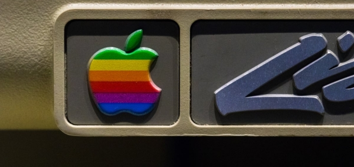 Apple Lisa Brand