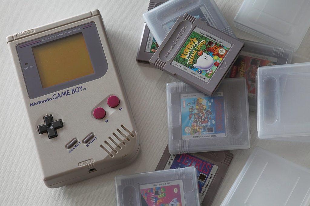 Game Boy et Cartouches